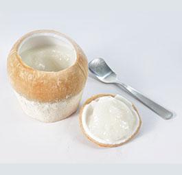 Coconut Pudding & Coconut Jelly